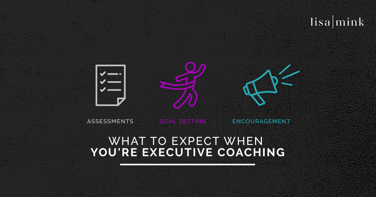 executive coach expectations